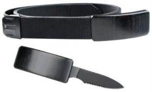 KNife and belt from An
